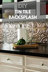 Tin Backsplash For Kitchen Butcher Block Countertops Tin Backsplash For Kitchen Stainless