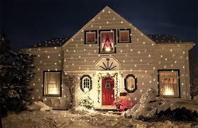falling snowflake christmas lights amazon com light flurries led weatherproof falling snowflakes