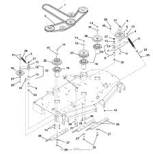 gravely 991083 000101 009999 zt 52 hd parts diagram for belt