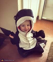 Orca Halloween Costume Killer Whale Baby Costume