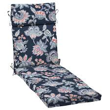charleston outdoor chaise lounge cushion 7417 01242500 the home