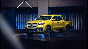 mercedes pickup truck here u0027s why mercedes benz is optimistic about the x class pickup