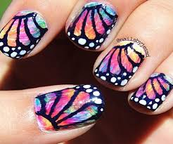 8 creative butterfly nail designs 2018 uk beep