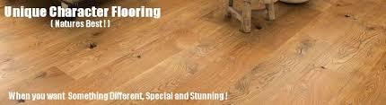 character grade flooring
