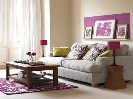 purple and grey living room cocoa wall paint color grey polyester
