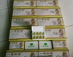 klg pills asli pembesar alat vital apotik halima
