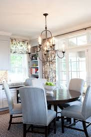 Dining Room Chandeliers Transitional Visual Comfort Chandelier Kitchen Transitional With Built In