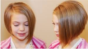 coupe de cheveux fille 8 ans 25 belles coupes pour petites filles coiffure simple et facile