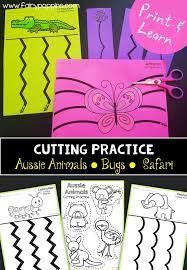 developing scissor skills u2013 fairy poppins
