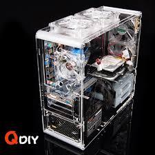 Pc Case Diy Qdiy Professional Modder Acrylic Case Pc A006 Moddiy Com