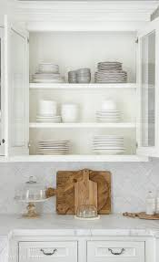 kitchen cabinet interior design ideas how to style glass kitchen cabinets sanctuary home decor