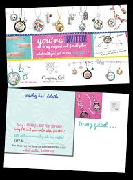 origami owl invitation template best template collection