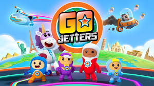 Seeking Planet Series Series 1 Go Jetters
