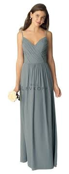 bill levkoff bridesmaid dresses levkoff bridesmaid dress style 1269 chiffon