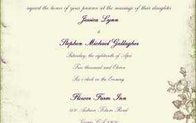wedding programs wording exles wedding invitation print wedding invitations exles