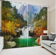 online buy wholesale blackout curtains 3d designs from china