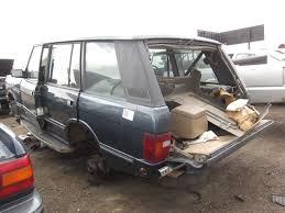 toyota land rover 1970 junkyard find 1995 range rover the truth about cars