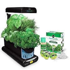 indoor garden kit inside garden shop
