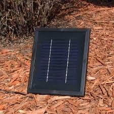 Solar Powered Water Features With Led Lights by Solar Cascading Plant Pots Water Feature With Led Lights