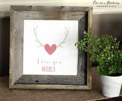 Valentines Day Tablescapes Chic On A Shoestring Decorating Farmhouse Valentine U0027s Day Decor
