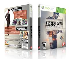the bureau xbox 360 the bureau xcom declassified xbox 360 box cover by lastlight
