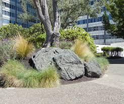 the balsawood boulders of the kaiser roof garden oakland geology