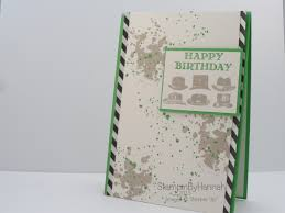male birthday card u2013 stampinbyhannah u2013 stampin up uk demonstrator