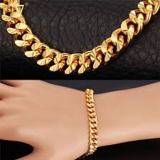 rose gold rope chain bracelet images Best gold cuban link products on wanelo jpg
