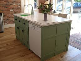 kitchen island sink dishwasher great compact kitchen island with belfast sink and a dishwasher