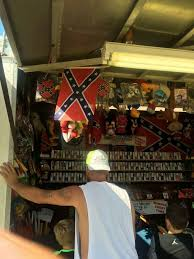 Giant Confederate Flag Dakota County Fair Visitors Upset By Confederate Flags As Prizes