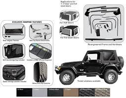 2000 jeep wrangler top replacement rage page 8