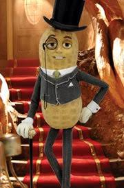 Planters Peanuts Commercial by America U0027s Favorite Pantsless Peanut Gets Rebranded Our 200th Post