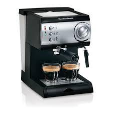 espresso maker hamilton beach espresso maker 40715