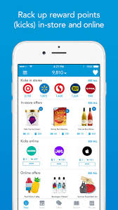 shopkick rewards and deals on the app store