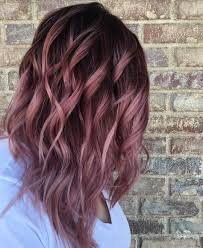 7 ways to rock pantone s fall 2016 colors in your hair fall 2016