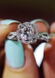girl heart rings images Trendy diamond wedding ring 2017 2018image via we heart it jpg