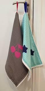couture accessoire cuisine les petits torchons très mignons en vie de bonne heure