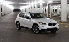 2014 Bmw X1 Interior Bmw X1 Reviews Bmw X1 Price Photos And Specs Car And Driver