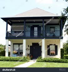 two story cottage style home stock photo 18388990 shutterstock