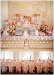 pink and gold baby shower ideas whimsical pink and gold baby shower gold baby showers whimsical