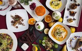 the best london restaurants to visit this national vegetarian week