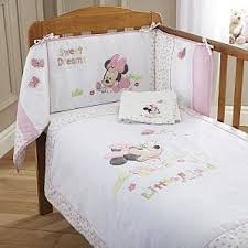 Asda Bed Sets 3 Minnie Mouse Cot Bedding Set 24 Asda Instore Hotukdeals