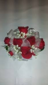 Red Rose Wrist Corsage Corsages Mildred U0027s Florist Lakeland Fl