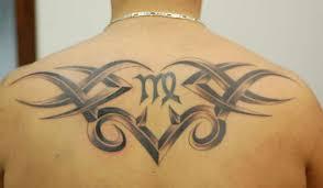 15 famous virgo tribal tattoos