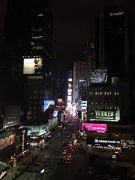 chambre de york vue de notre chambre sur times square picture of novotel york