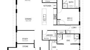 impressive 4 bedroom house plans kerala small country home simple