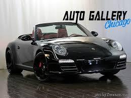 2009 porsche 911 cabriolet 2009 porsche 911 4s cabriolet inventory auto gallery