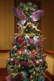 Purple Butterfly Christmas Decorations by Butterfly Christmas Tree Christmas Tree Butterfly And Tree Toppers
