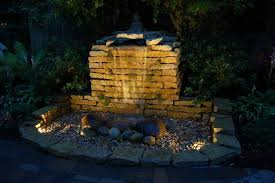 Small Water Features For Patio Outdoor Water Features Design Build To Your Vision Here In Columbus