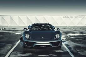 porsche 918 front porsche 918 spyder looking sharp in latest photoshoot